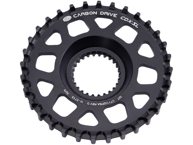 Gates CDX Front Pulley for Pinion Super Light